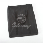 folding panel canvas bag